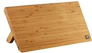 zwilling messerblock magnet f r ca 7 messer leer k che haushalt. Black Bedroom Furniture Sets. Home Design Ideas