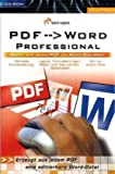 PDF Word Professional [Edizione: Germania]