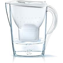 Brita Wasserfilter Marella, inkl. 1 Maxtra+ Filterkartusche weiß
