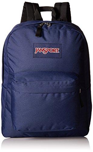 JANSPORT Superbreak Mochila 42cm azul marino (JT501003)