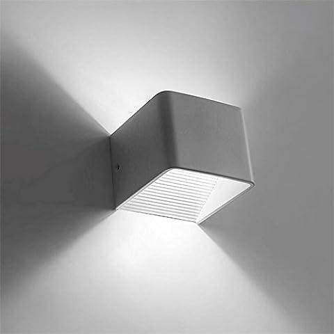 FEI&S modernas luces espejo LED lámpara de pared Baño Dormitorio cabecero Candelabro de Pared armario lampe deco #26