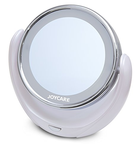 Joycare Miroir Grossissant Lumineux
