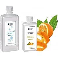 LAMPE BERGER Vorteilsset - 2 Düfte - 1000 ml Neutral und 500 ml Florida Orange/Orange Extrême inkl. EO Shopping... preisvergleich bei billige-tabletten.eu