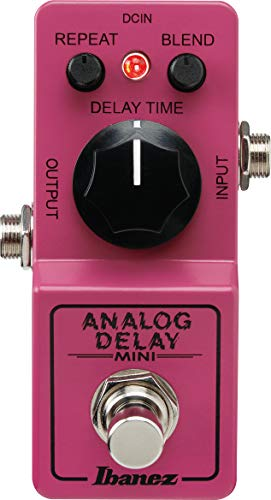 IBANEZ Analogue Delay Mini Effect Device - Made in Japan (ADMINI)