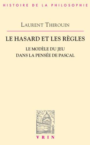 Le Hasard et les règles
