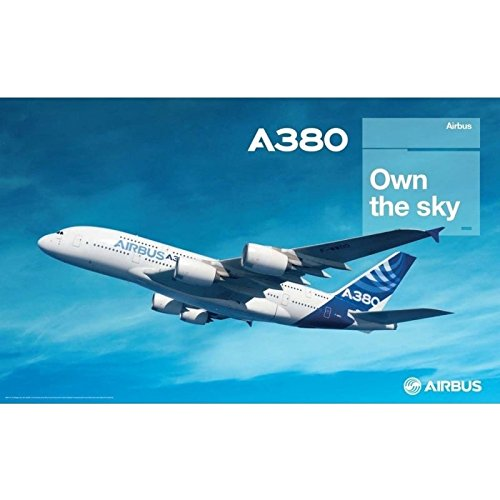 airbus-a380-own-the-sky-poster