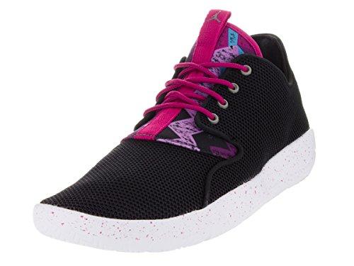 Nike Mädchen Jordan Eclipse Gg Laufschuhe Schwarz / Blau / Grün (Blk / MTLC PWTR-Sprt FCHS-Mlbrry)
