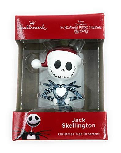 Hallmark Jack Skellington Christbaumschmuck von Disney Tim Burtons The Nightmare Before Christmas, 25. Jahrestag