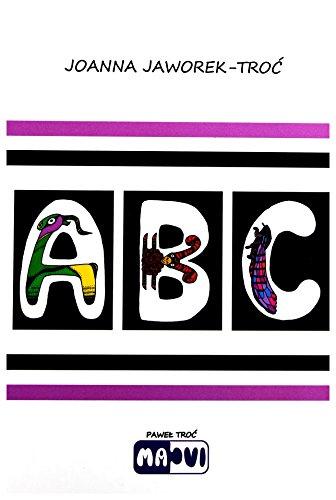 Książeczka ABC [KSIĄŻKA]