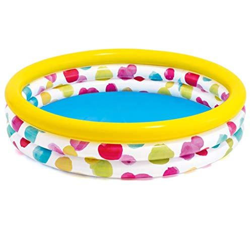 LQHPP Kinderbecken Aufblasbare Badewanne 164 * 41CM Für Kinder Im Alter Von 0-9 (58 * 12 Zoll)