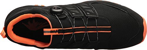 Preisvergleich Produktbild ASICS Men's Gel-Fujirado Black / Carbon / Orange 14 D US