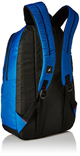 Fastrack 24.29 Ltrs Blue School Backpack (A0631NBL02)