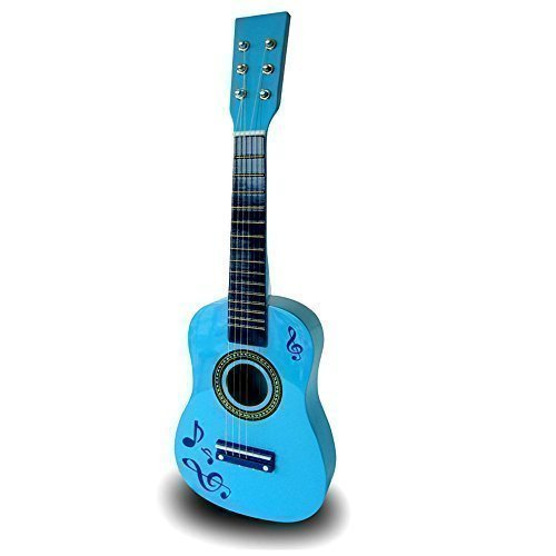 23 Quot Childrens Boys Wooden Acoustic Guitar Musical