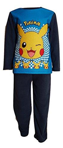 Pokemon-Camiseta-de-pijama-para-nio