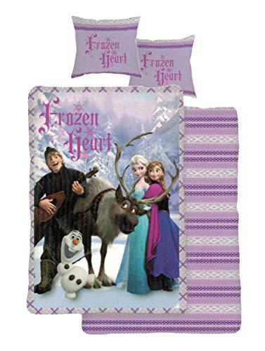 VanDillen Frozen - Juego Funda nórdica Funda Almohada