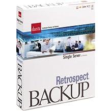 Retrospect 6.5 Single Server Upgrade Win [import anglais]