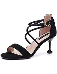 2018ba121d Amazon.it: gatto - 4 - 7 cm / Scarpe da donna / Scarpe: Scarpe e borse