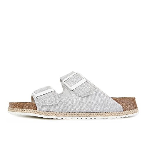 Papillio by Birkenstock Arizona BF Beach Light Grey Grey