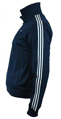 Adidas Beckenbauer Originals TT Jacket Giacca da uomo Navy d8b9001a69a8