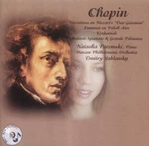 Chopin - Variations on Mozart's 'Don Giovanni'
