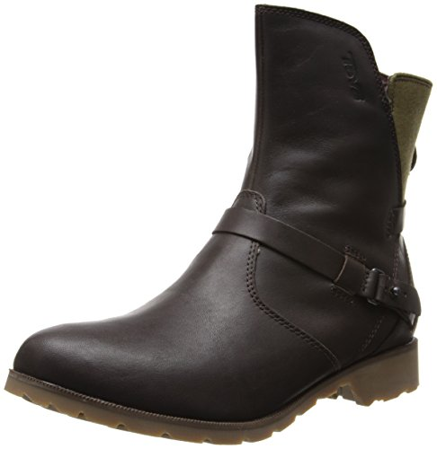 Teva De la Vina Low Damen Stiefel Braun (Marron (Brown/Green/Bngn))
