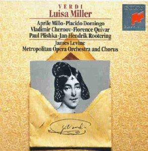 Verdi;Luisa Miller [Import anglais]