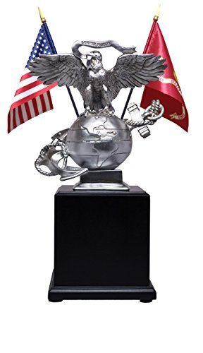 Marine Corps 3D Eagle Globe & Anchor Sculpture by The Marine Corps Gift Shop -
