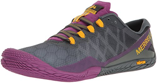 Merrell Women's Vapor Glove 3 Running Shoes, Grey (Turbulence), 5 UK 38...