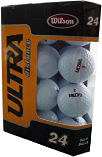 Wilson Ultra Ultimate Distance Golf Balls - 24pk (B000SAISHY) | Amazon price tracker / tracking, Amazon price history charts, Amazon price watches, Amazon price drop alerts