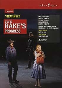 Igor Strawinsky - The Rake's Progress [2 DVDs]