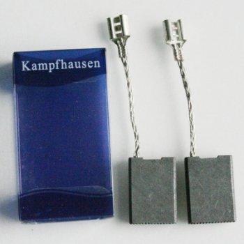 Preisvergleich Produktbild Kohlebürsten 6.1x16x22 mm für Bosch GWS PWS