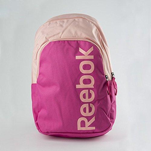 Reebok Boy 's BTS Ree Tasche Pack, Jungen, BTS REE, rose, Einheitsgröße (Running Pack Reebok)