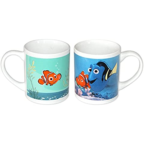 Set de 2 tazas Disney Finding Dory - Dory & Friends