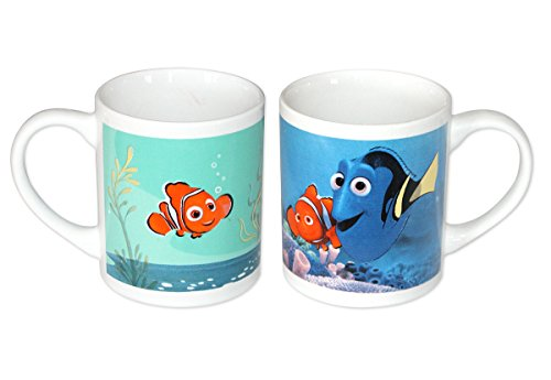 Set di 2 tazze Disney Finding Dory - Dory & Friends