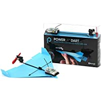 PowerUp 500-004BLAERO Dart Aerobatic Smartphone - Avión de Papel controlado