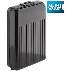 All in 1 Wallet - Cartera de Aluminio All in 1