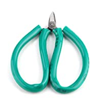 Alucy Portable Scissors, Short Mouth Scissors, Cutting Jewelry Tool DIY Household Handmade Tool for Jewelry Making(#2)