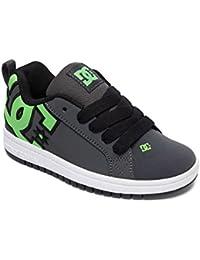 DC Shoes Court Graffik Se, Zapatillas para Niños