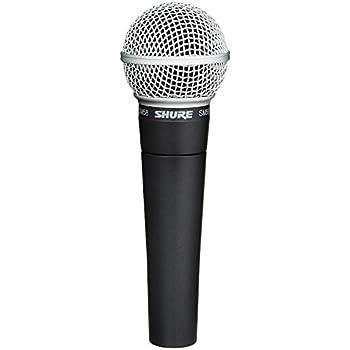 Shure Shure-SM58-Gesangsmikrofon