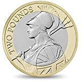 The Definitive 2015 United Kingdom £2 Brilliant Uncirculated Coin