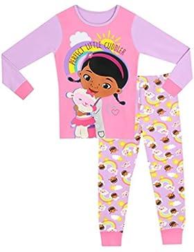 Disney Doctora Juguetes - Pijama para niñas - Doc McStuffins - Ajuste Ceñido