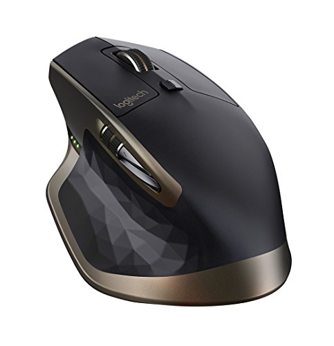 Logitech MX Master Wireless Mouse/Bluetooth Mouse for Windows and Mac - Black Test