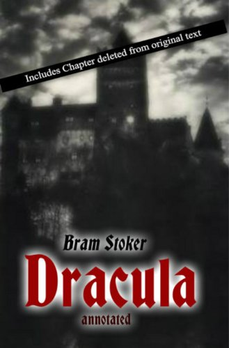 Dracula (Annotated) (English Edition) (Rhys Dracula-jonathan Meyers)