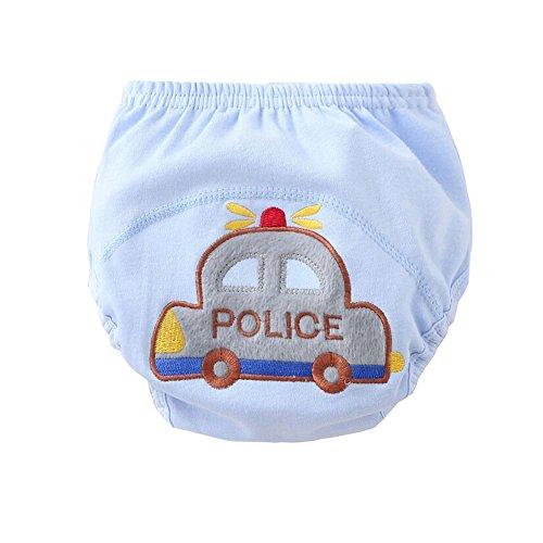 CuteOn Nette Karikatur Baby Kleinkind M?dchen Jungen Potty Training Pants Reusable Auto 90cm