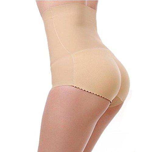 TININNA Vita alta Cincher Shapewear Corsetto Con Mutande Pancia,False glutei