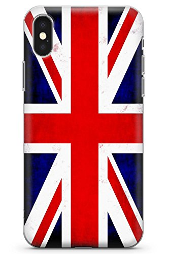 Union Jack Flag iPhone Case - Cover