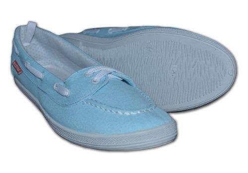 Red Tag, Scarpe stringate donna Blu (Blu cielo)