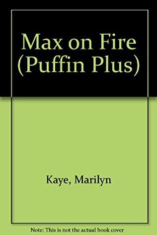book cover of Max on Fire