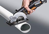 WORX WX422 85mm 350W Classic Compact Circular Saw Worxsaw