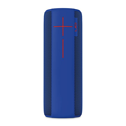 Ultimate Ears Megaboom Azul - Altavoz portátil (Bluetooth, 360 grados, waterproof, 20...
